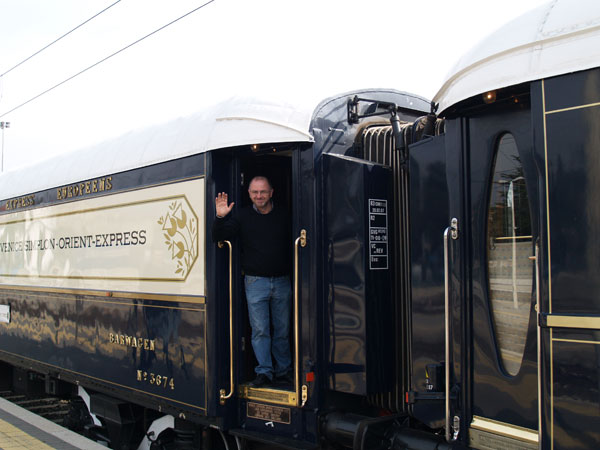 L'Orient Express approda a Bassano