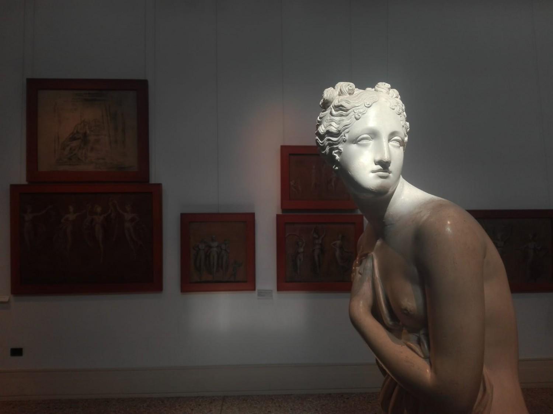 Luce sul Museo